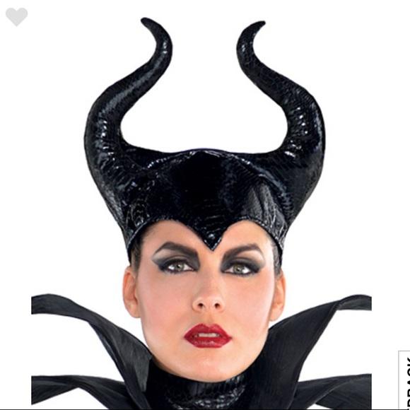 Adult Halloween Maleficent Costume 1x